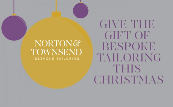 Give The Gift Of Bespoke This Christmas