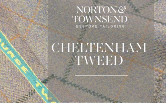 Norton and Townsend Cheltenham Tweed
