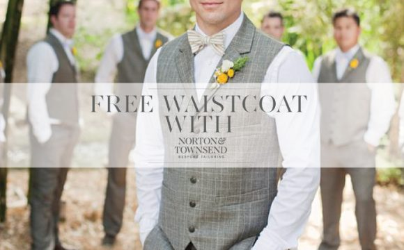 A Free Waistcoat with Norton and Townsend