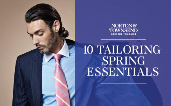 10 Spring Tailoring Essentials