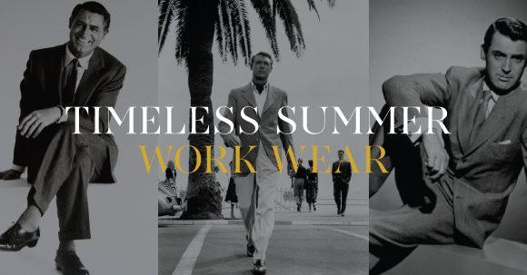 Summer Work Wardrobe With Norton & Townsend