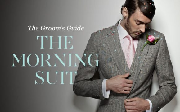 Groom's Guide: How To Find The Perfect Morning Suit