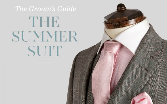 Groom's Guide: The Summer Suit