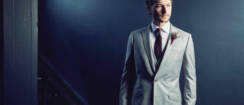 Superior wedding suits