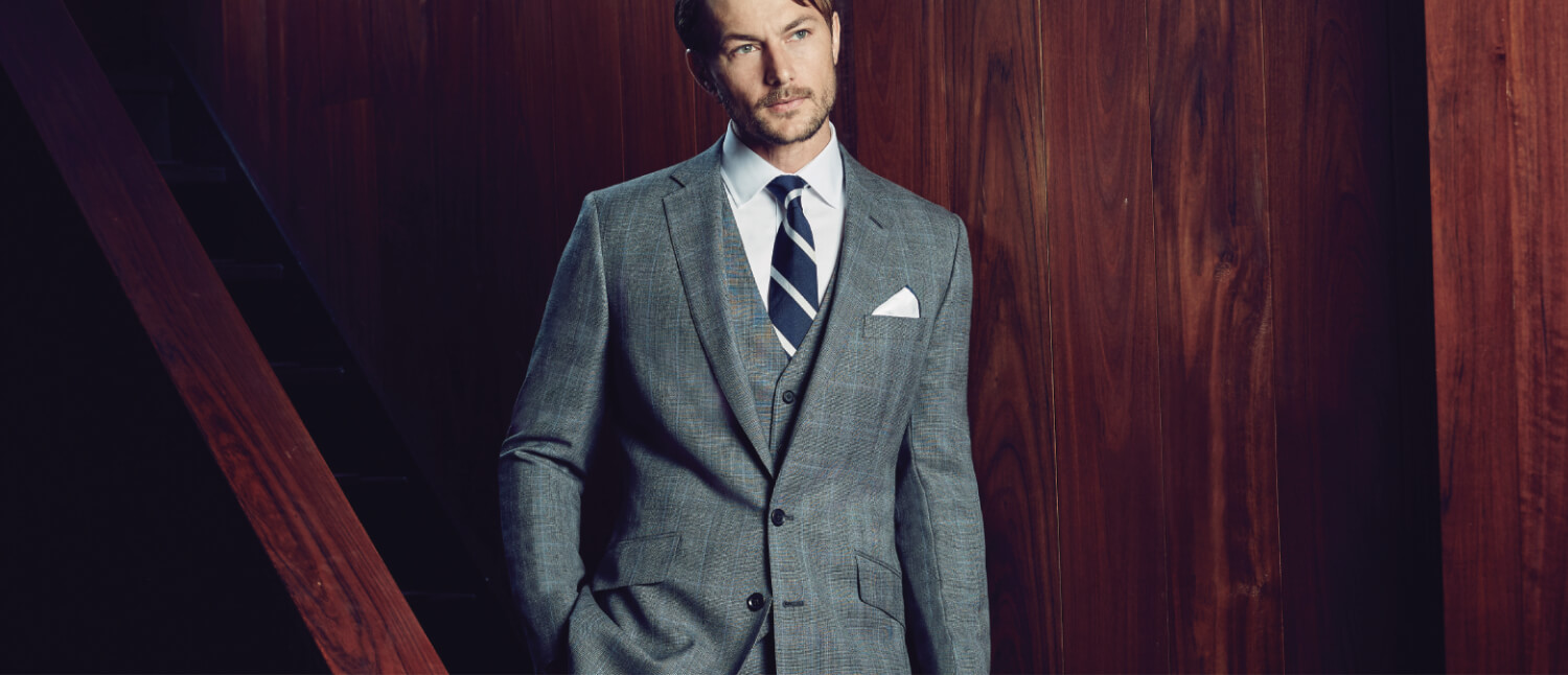 tailored wedding suits london
