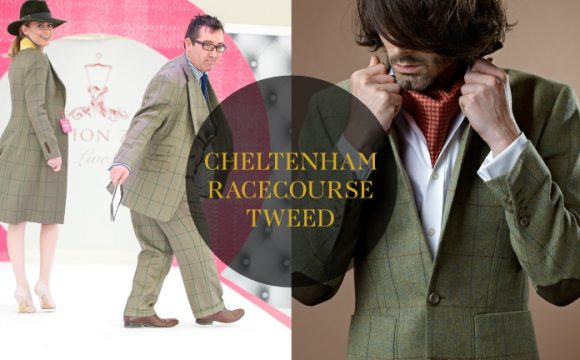 NORTON AND TOWNSEND CHELTENHAM TWEED