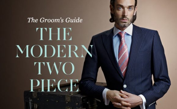 Groom's Guide: The Modern Two Piece