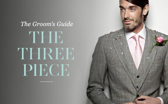 Groom's Guide: The Three-Piece Suit