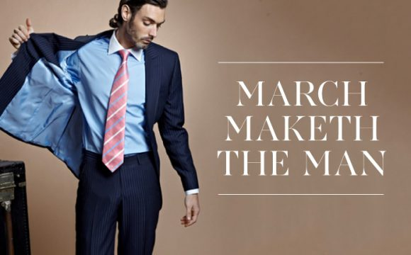 March Maketh the Man: SS15 Trends