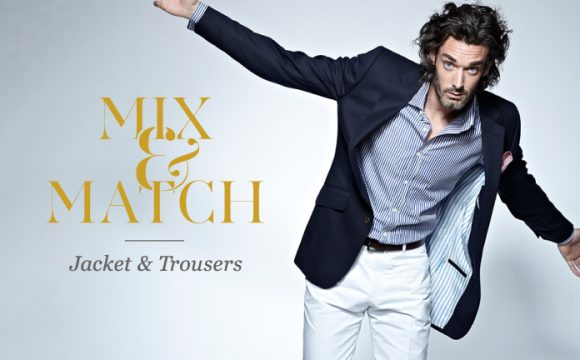 Mix & Match: Jacket & Trousers