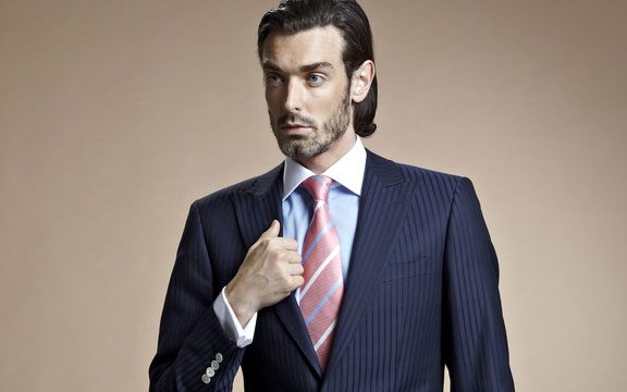 Dress to impress with a bespoke suit