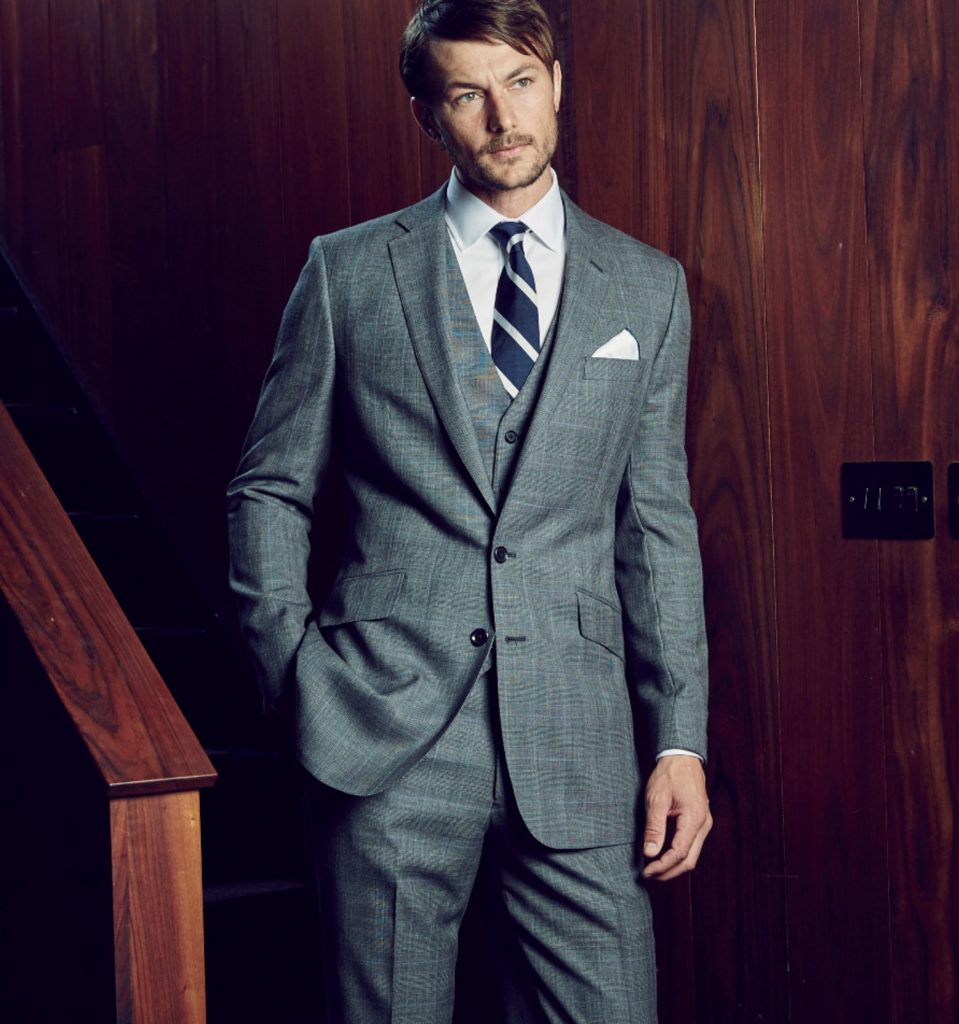 bespoke business suit tailors