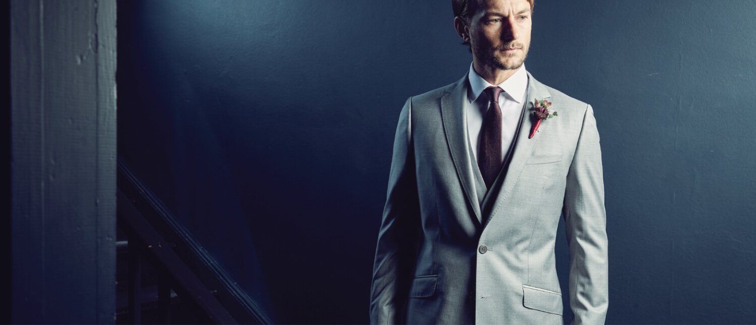 Leeds bespoke wedding suits
