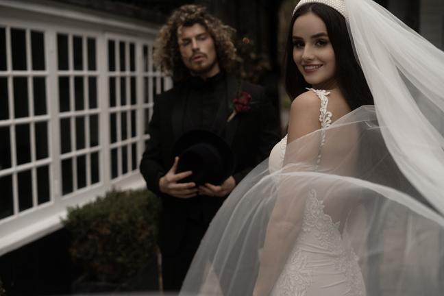 Bespoke Grooms Wedding Suit